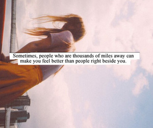 quote, girl, and life image