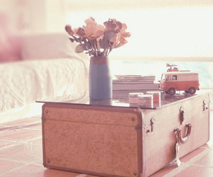vintage, flowers, and photography image