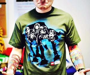 ed sheeran, ginger, and ed image
