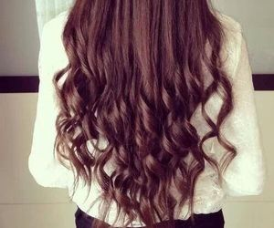 hair, pretty, and curls image