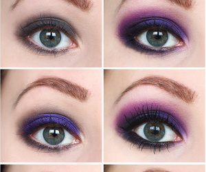 blog, blueeyes, and eyeliner image