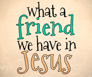 jesus, bible, and friend image