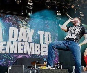 band, music, and a day to remember image