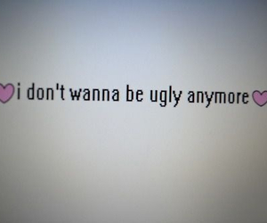 ugly, quotes, and grunge image