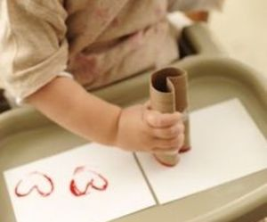 crafts and kids image