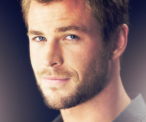 chris hemsworth, actor, and thor image