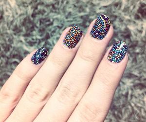 nails and elegant image