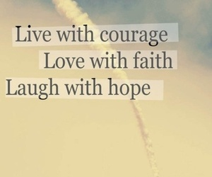 hope, quotes, and love image