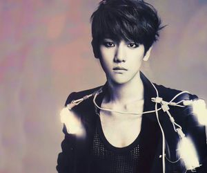 beautiful, korea, and baekhyun image