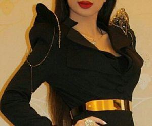 arabic, girl, and pretty image