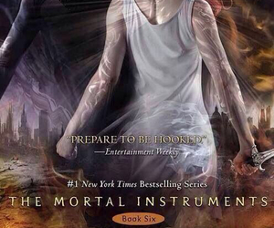 the mortal instruments, city of heavenly fire, and cassandra clare image