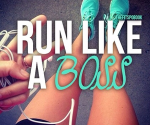 awesome, run, and training image