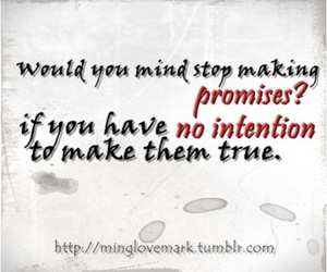 quote, inspiring, and promise image