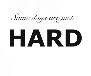 hard, quote, and hope image
