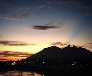 city, cerro de la silla, and monterrey image