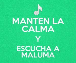 maluma music image