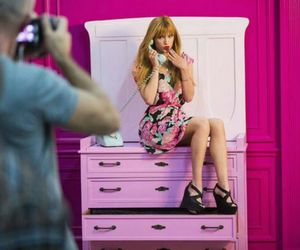bella, bellathorne, and flawless image