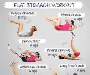 exercises and workout image