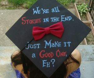 graduation and stories image