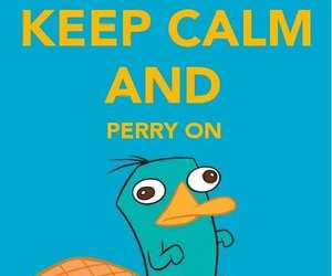 keep calm and perry image