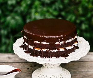 buttercream, chocolate, and mocha image