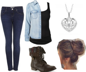 fashion, outfit, and polyvore outfit image