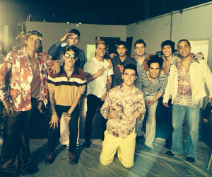 OMG, midnight red, and janoskians image