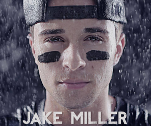 jake miller, us against them, and music image