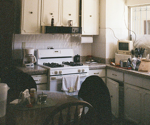 vintage, indie, and kitchen image