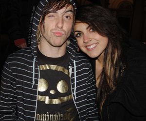 alex gaskarth, all time low, and versaemerge image