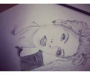 drawing, P!nk, and alecia moore image