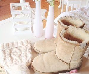 fashion, shoes, and uggs image