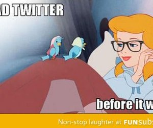 twitter, cinderella, and funny image