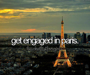 love, paris, and goals image