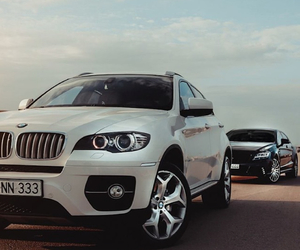 bmw, car, and glamour image