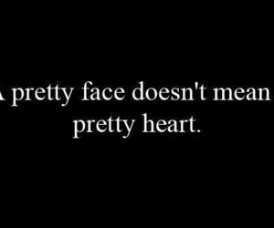 face, heart, and pretty image