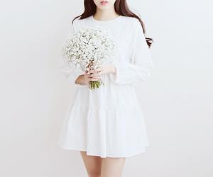 white, beautiful, and beauty image