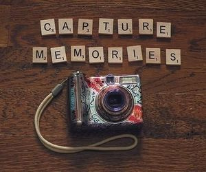 camera, vintage, and young image