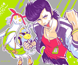 anime, art, and space dandy image