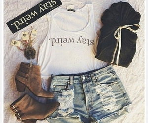 clothes, brandy melville, and fashion image