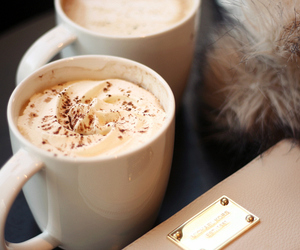 chocolate, cup, and cute image