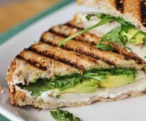 avocado, food, and turkey image