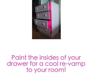 cool, drawer, and paint image