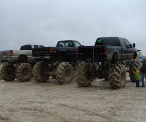 redneck, country, and truck image