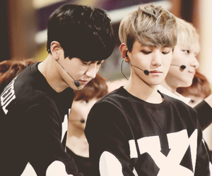 chanyeol, exo, and baekhyun image