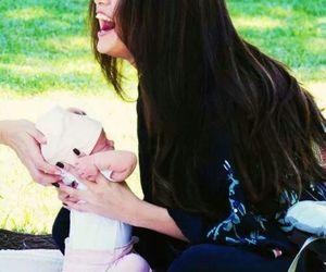 selena gomez and baby image