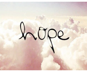 hope and clouds image