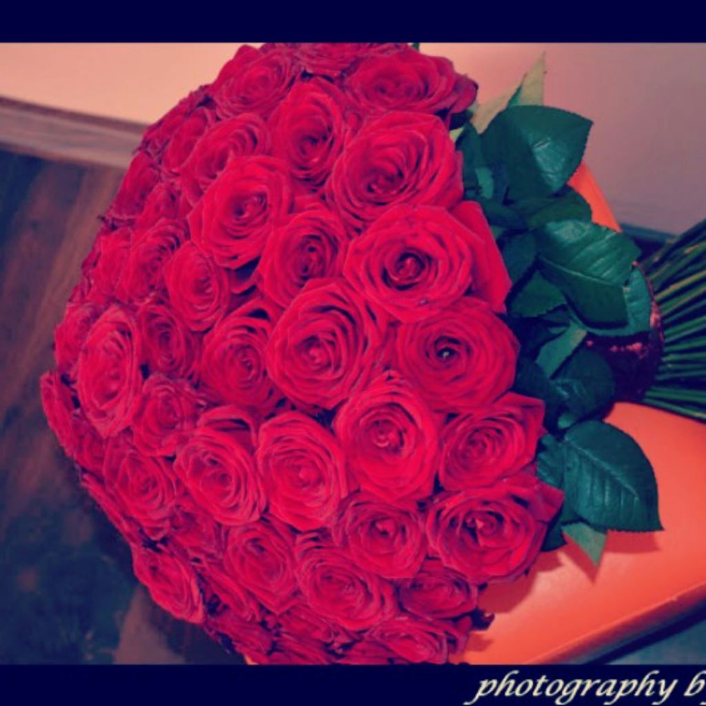 Roses Red Rose Bouquet Discovered By Cristinas