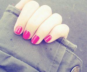 <3, polish, and nail image