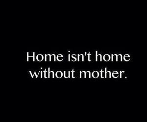 mother, home, and love image
